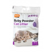 Cat Litter Baby Powder 15kg
