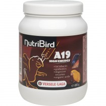 Nutribird A19 High Energy 800gr