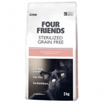 FF Cat Sterilized