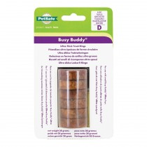 BUSY BUDDY ULTRA REFILL RINGS - CORNSTARCH MEDIUM