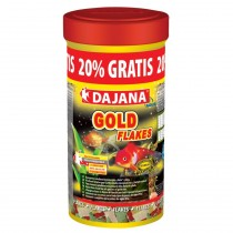 DP Gold flakes 250ml+20% Gratis