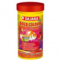 DP Gold colour flakes 250ml