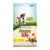 Happy Life Adult Chicken - 3kg
