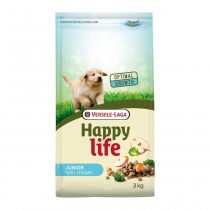 Happy Life Junior Chicken - 3kg